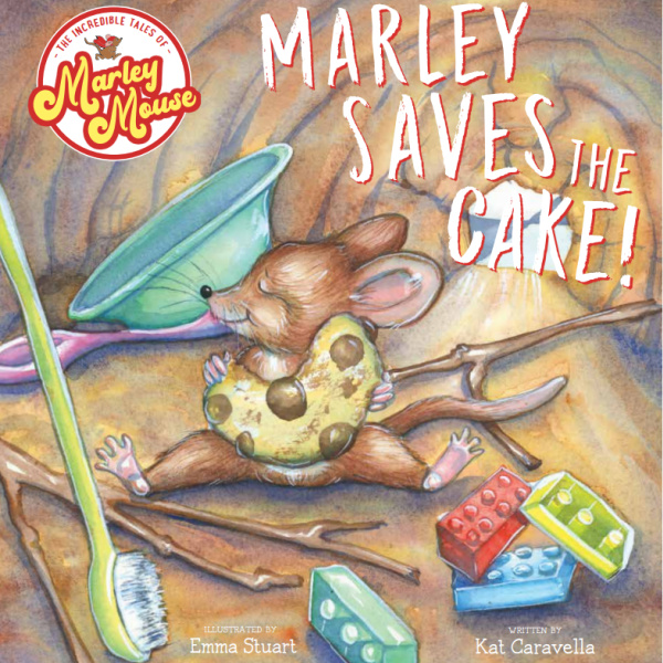 Marley Mouse book cover